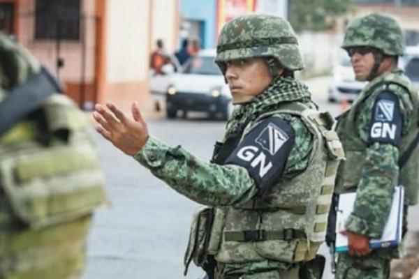 La Guardia Nacional publicó un comunicado. Foto: Especial.