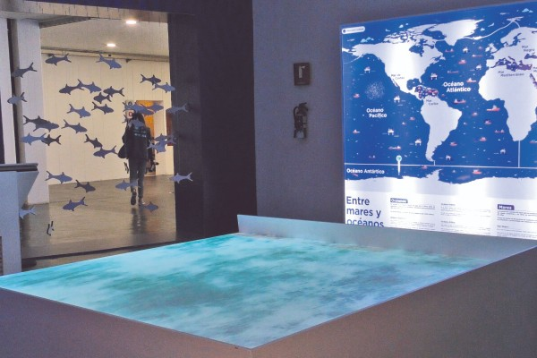 CDMX. Se ubica en Circuito Cultural de Ciudad Universitaria s/n. Foto: Teresa López