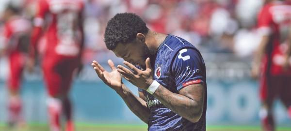 ESPERANZA. El atacante no pierde la fe, tras el mal momento jarocho. Foto: Mexsport