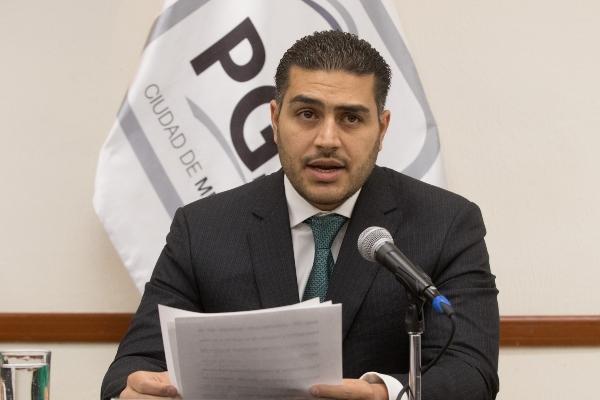 Omar García Harfuch. Foto: Cuartoscuro