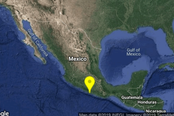 Se registran múltiples sismos en la costa de Guerrero. Foto: Especial
