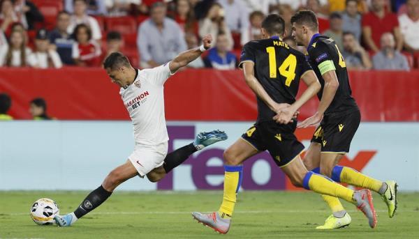 Sevilla acumula una racha de 16 partidos sin ganar en esta cancha en cotejos de Liga. FOTO: EFE