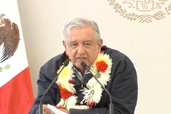 El presidente Andrés Manuel López Obrador. Foto: Especial