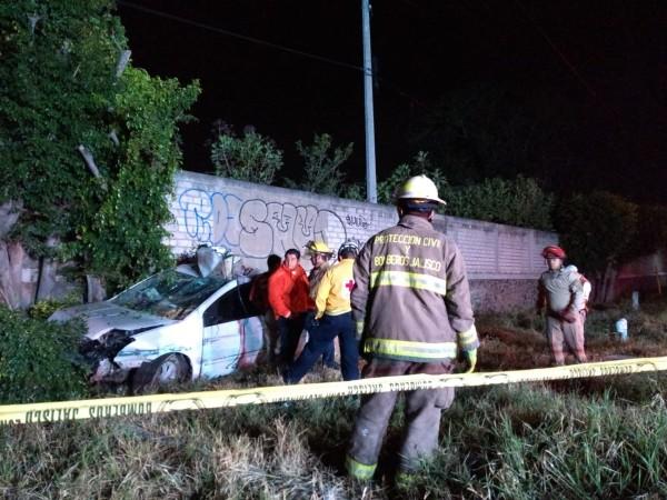 Las causas del accidente aún no han sido dadas a conocer por parte de las autoridades. Foto: Especial