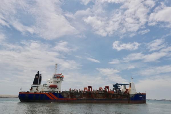 Andrés Manuel López Obrador, presidente de México, encabezó el inicio de los Trabajos de la Nueva Refinería de Dos Bocas en la Administración Portuaria Integral (API). Foto: Cuartoscuro