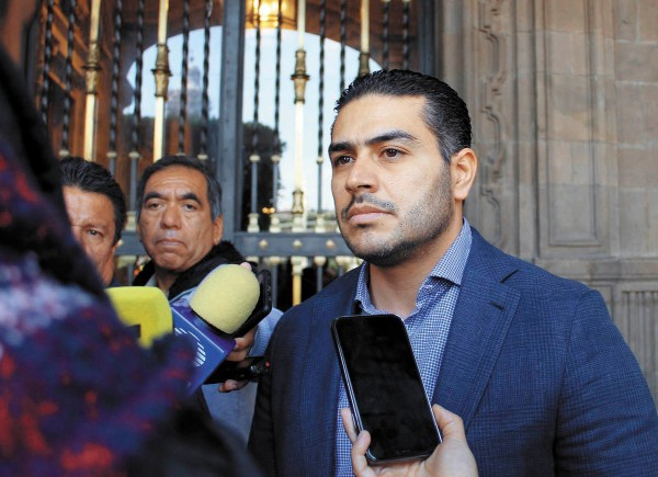 PESCÓ PECES GORDOS. Aprehendió a los exgobernadores de Veracruz y Quintana Roo, Javier Duarte y Roberto Borge. Foto: Especial