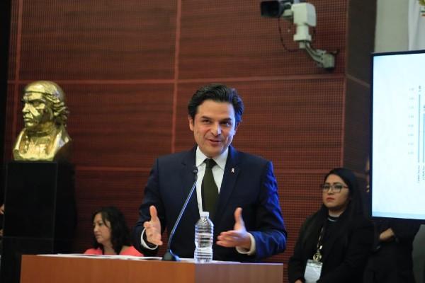 Zoé Robledo, director general del Instituto Mexicano del Seguro Social (IMSS). Foto: Especial
