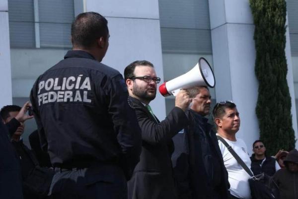 Enrique Carpizo aseguró que Policías Federales no volverán a manifestarse