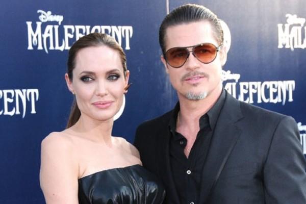 Angelina Jolie habló sobre cómo afrontó su divorcio de Brad Pitt. Foto: Getty Images