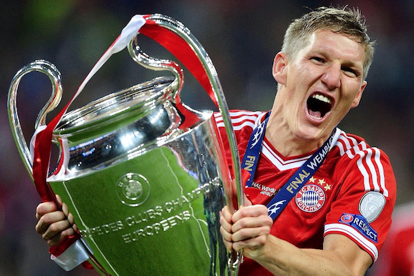 Bastian Schweinsteiger retiro futbol profesional