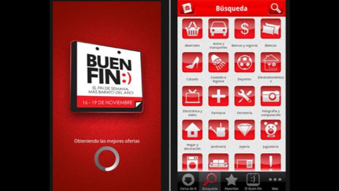 """La aplicación """"El Buen Fin"""" podría ofrecer diversos productos en línea. Foto: Especial"""