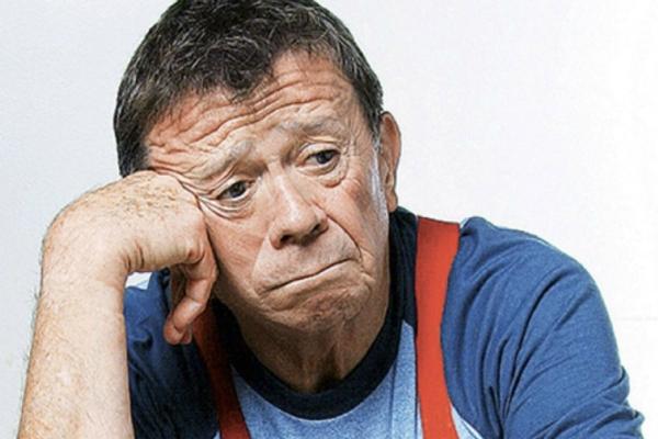 El conductor de televisión tiene 84 años de edad. Foto: Especial.