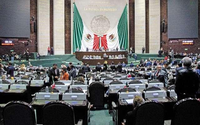 APLANADORA. Por mayoría, diputados avalaron la Ley de Austeridad. Foto: Cuartoscuro