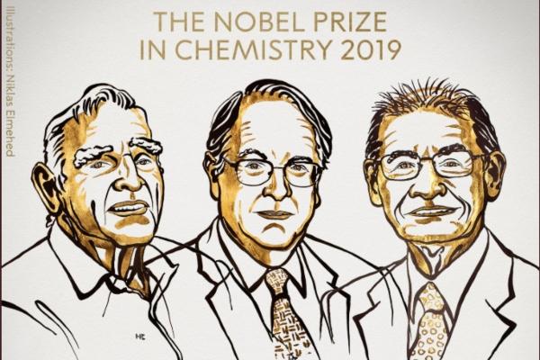 El Nobel de Química, tercer premio entregado. Foto: @NobelPrize