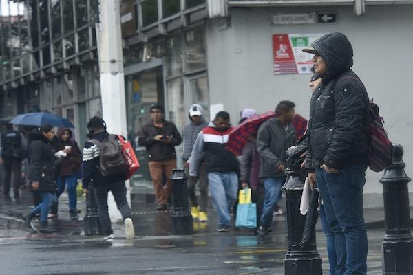 lluvia clima mexico 9 octubre