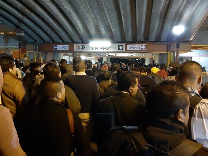 Línea A del Metro retrasos