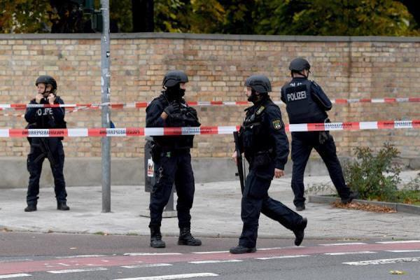 alemania tiroteo sinagoga halle 2 muertos