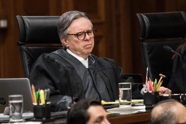 Ayer el Senado aprobó la renuncia de Eduardo Medina Mora a su cargo en la SCJN FOTO: MISAEL VALTIERRA / CUARTOSCURO.COM