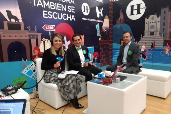 Transmisión en vivo desde Guanajuato. República H con Blanca Becerril