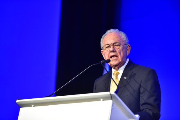 Javier Jiménez Espriú, secretario de Comunicaciones y Transportes. Foto: Cuartoscuro