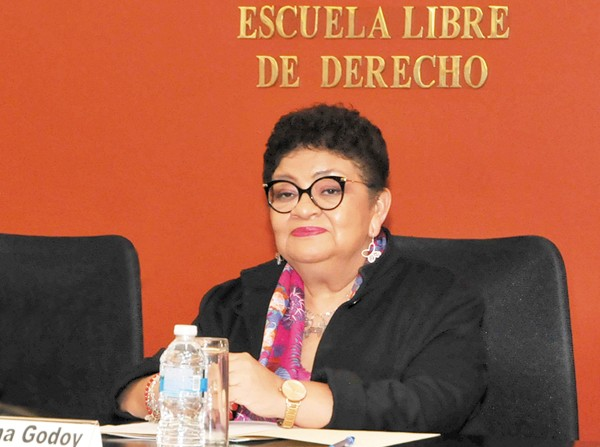 CUENTAS. La procuradora Ernestina Godoy va hoy al Congreso. Foto: Especial
