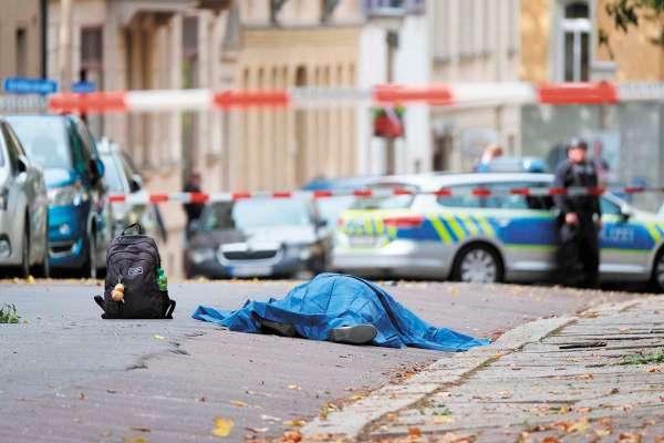 PROBLEMA. En lo que va del año, se han reportado tres atentados contra judíos. Foto: AP