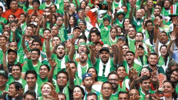 POLÉMICA. La afición mexicana no ha dejado de lado el clamor contra los porteros rivales. Foto: Especial.