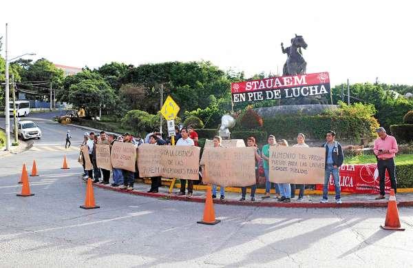 La Universidad Autónoma del Estado de México enfrenta crisis financiera. Foto: CUARTOSCURO.