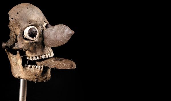 TESOROS. La ritualidad y el simbolismo de la cultura mexica se refleja en las piezas que integran la muestra. Foto: Especial