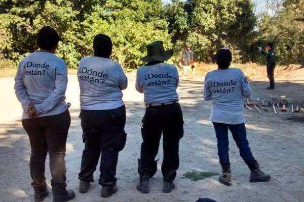FOTO:ESPECIAL Facebook  Brigada Nacional de Búsqueda de Personas Desaparecidas
