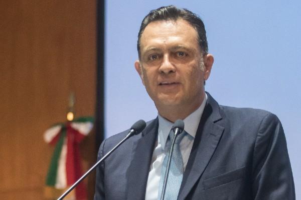 Mauricio Kuri González, coordinador parlamentario del PAN en el Senado. Foto: Cuartoscuro