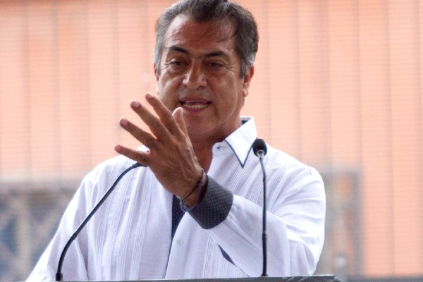 Jaime Rodríguez Calderón, gobernador de Nuevo León. Foto: Cuartoscuro