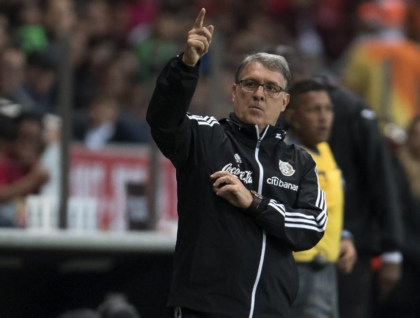 Gerardo Martino explica las  razones de llamar a jugadores jóvenes. Mexsport