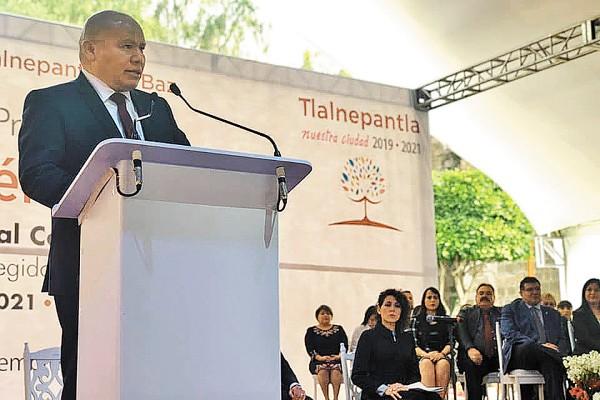 LUPA. Las organizaciones vecinales denuncian irregularidades en la gestión del alcalde. Foto: Especial