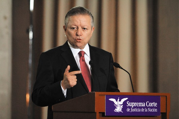 AVISO. Dijo que se emprendió una política contra la corrupción. Foto: Cuartoscuro