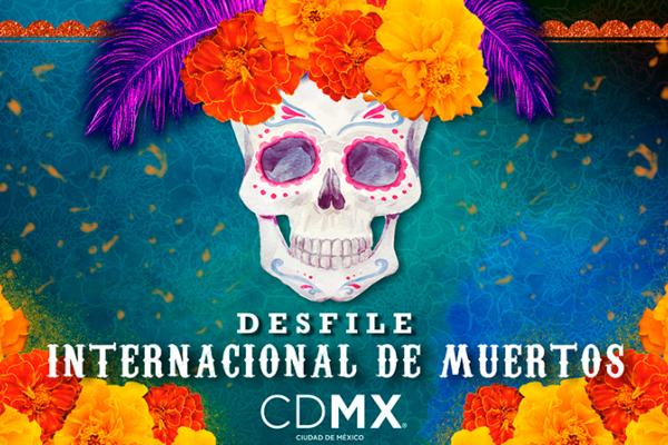 Este año serán dos los desfiles por el Día de Muertos. Foto: Secretaría de Cultura