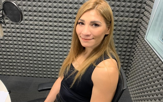 Irene Aldana se medirá ante la brasileña Ketien Vieire, el 14 de diciembre en las Vegas