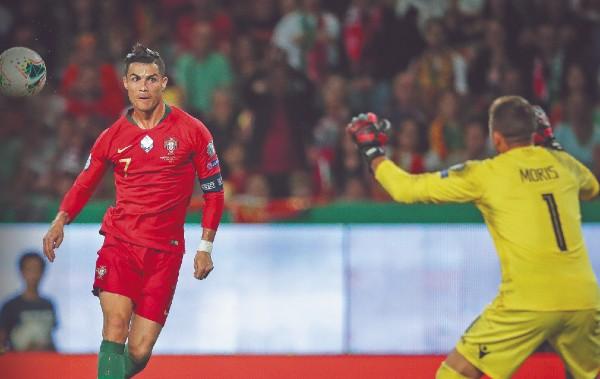 4 clubes ha defendido Cristiano. Foto: EFE
