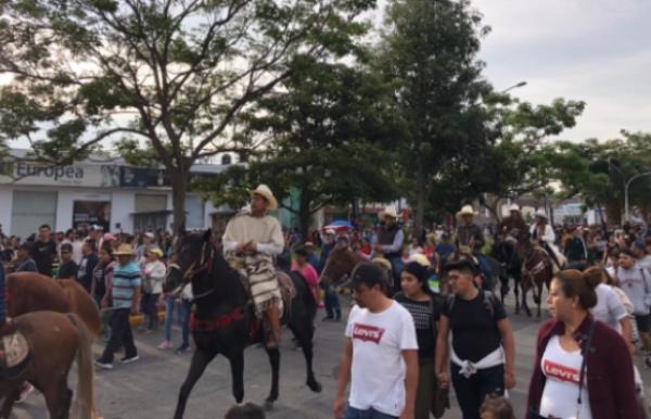 Se reportaron dos personas extraviadas, un menor de edad y una persona mayor, quienes ya fueron entregados a sus familiares. FOTO: El Heraldo de México