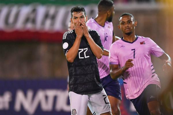 México debutó el día de ayer en la Liga de Naciones de Concacaf. Foto: Mexsports.