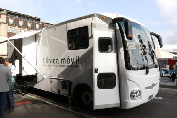 Cdmx Cuenta Con Unidad Móvil Turca Para Atender A Personas