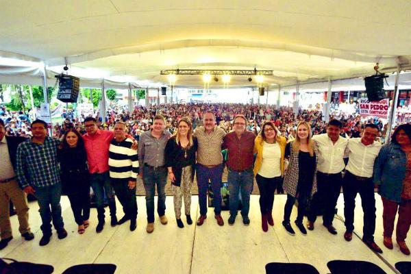 """""""La política es un instrumento de transformación social""""; asegura Rigoberto Salgado"""