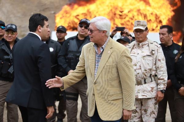 Jaime Bonilla Valdez, gobernador electo de BC. Foto: Cuartoscuro