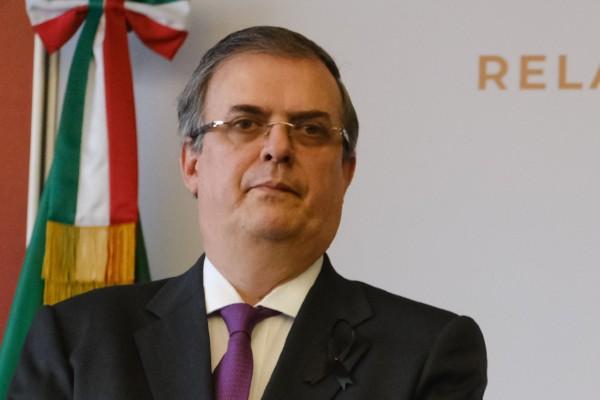 Marcelo Ebrard Casaubón, secretario de Relaciones Exteriores. Foto: Cuartoscuro