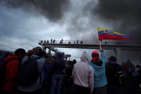 Ecuador podrá estar en paz tras el acuerdo. EFE
