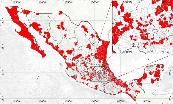 FORMAN CULTURA.  El principal objetivo del Atlas de Riesgos es fomentar la cultura de la prevención entre alumnos y docentes Gráfico: UNAM