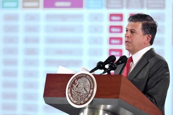 Ricardo Sheffield Padilla, titular de la Procuraduría Federal del Consumidor. Foto: Presidencia