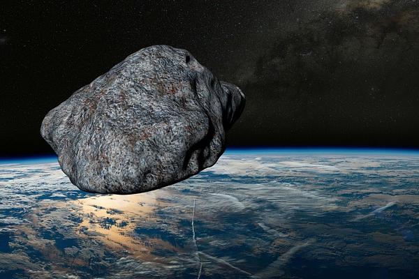 asteroide SU3 2019 chocar tierra