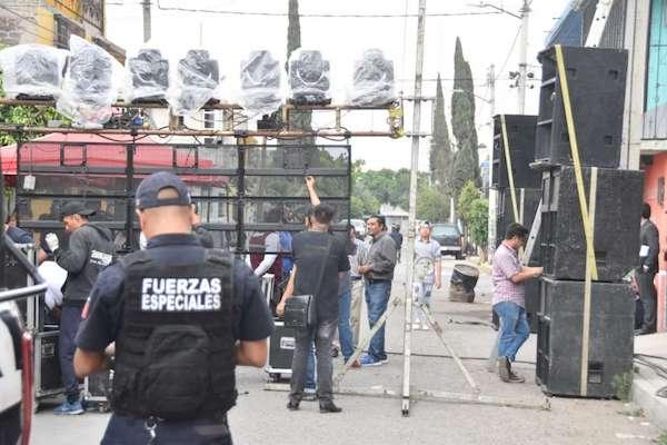 bailes cantina regulacion ecatepec