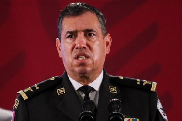 Luis Rodríguez Bucio, comandante de la Guardia Nacional. Foto: Cuartoscuro